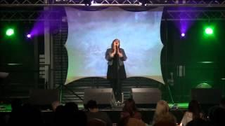 THE LAST WORD - OLIVIA HAGGARTY at TeenStar Singing Contest