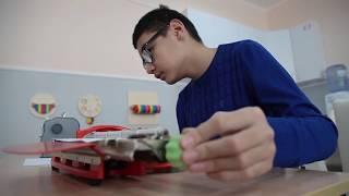 Расширение возможностей обучения незрячих детей