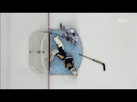 Penguins win shootout in bizarre fashion