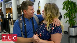 Mursel Arrives in America | 90 Day Fiancé