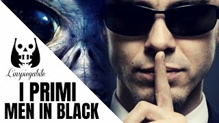 Men in Black: l'inspiegabile esperienza di Albert K. Bender