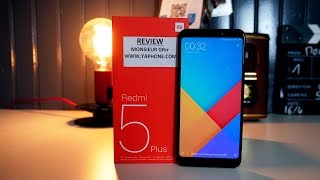 Xiaomi Redmi 5 Plus Test Complet