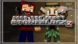 """DRINK IT!"" STONEBLOCK 2 w/ TEAGAN #32"