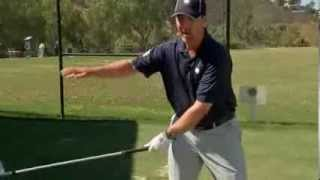 Golf Swing: Hinge And Set During The Backswing; There Is A Difference