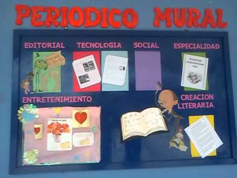 Periodico mural youtube for El mural de mosaicos