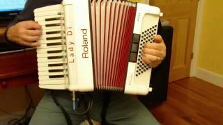 Indian Song (Piano Accordion)