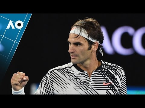 Men's finals highlights - Federer v Nedal | Australian Open 2017