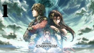 Infinite Undiscovery Walkthrough (Part 1) HD