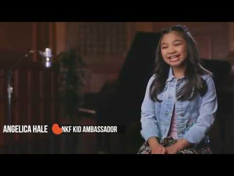 Angelica Hale - THE BIG ASK: THE BIG GIVE 15sec V1