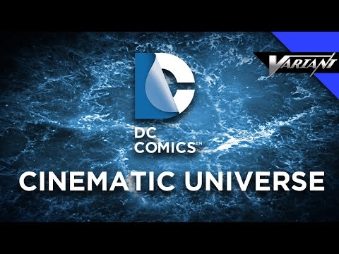 9 DC Comic Cinematic Universe Movies!