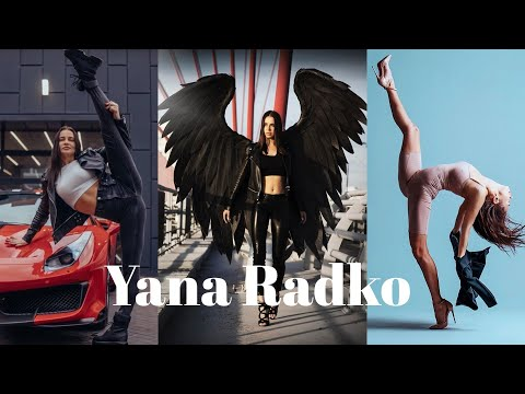Yana Radko pole dance and fitness motivation | Sexy fitness