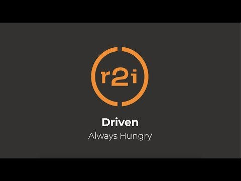 Driven: Always Hungry