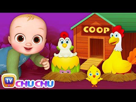 Animal Homes Song - ChuChu TV Nursery Rhymes & Kids Songs