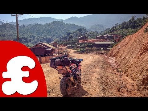 How Much Does it Cost to Travel the World by Motorcycle