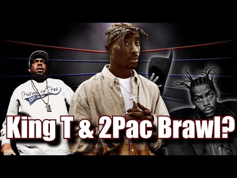 EXCLUSIVE: KING T BREAKS HIS SILENCE ON HIS FIGHT WITH 2PAC AS TOLD BY COOLIO