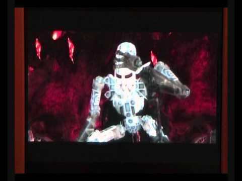 Bionicle Heroes Final Boss Vezon and Fenrakk (Ending