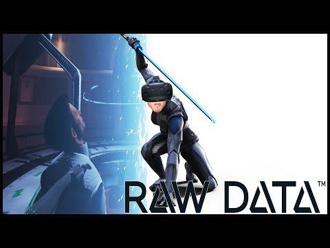 Virtual Reality Assassin ► RAW DATA VR :: HTC VIVE |
