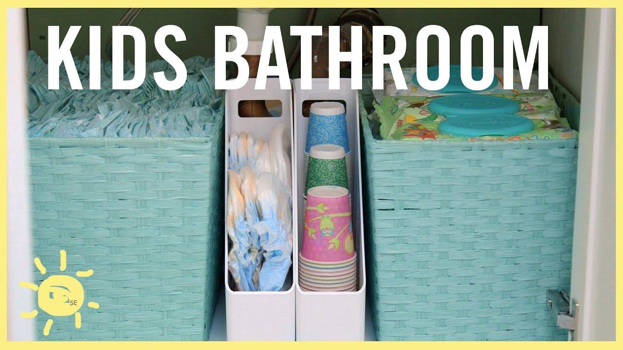 organize-kids-bathroom-easy-tips