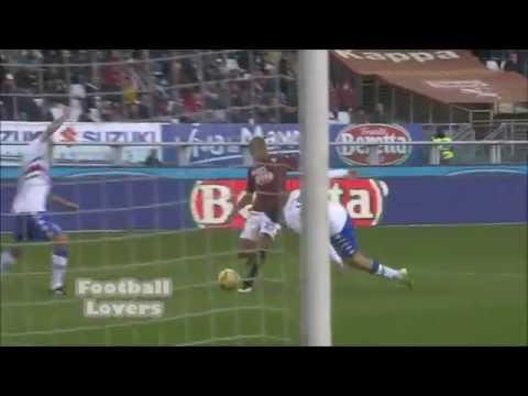 Bruno Peres Amazing Goal Vs Sampdoria