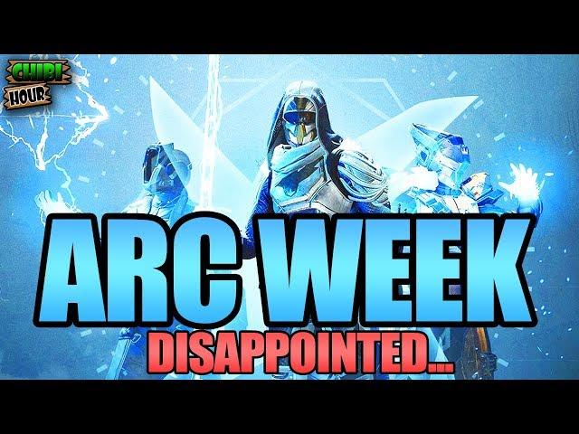 Arc Week... The Glorified Patch (Chibi Hour)