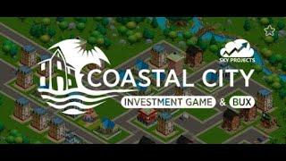 Без вложений! Онлайн Игра Coastal City Частный Дом в Подарок за 5000 серебра