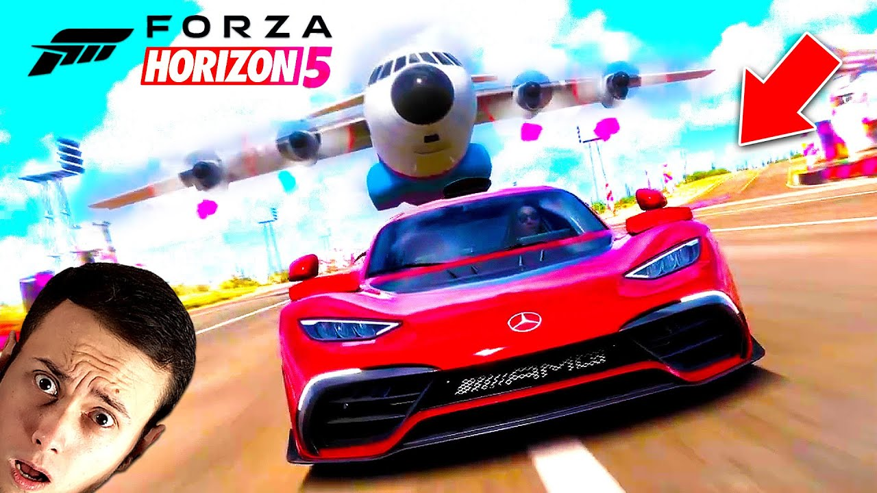 NOUL FORZA Horizon 5! INTRODUCEREA ! Gameplay