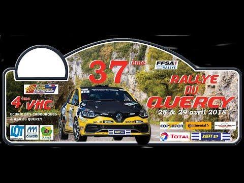 Rallye quercy 2018