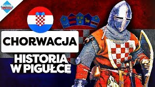 Chorwacja. Historia Chorwacji w pigułce.