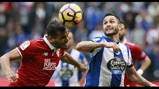 Video Gol Pertandingan Sporting Gijon vs Malaga