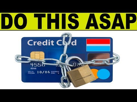 Warning: How To Avoid The BIGGEST Credit Card Mistake!!