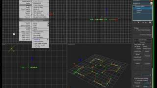 Modeling and texturing of сarpet 3d max