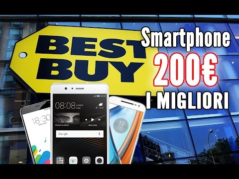 i migliori smartphone a circa 200 € NOVEMBRE 2016 ArmaDisk ITA
