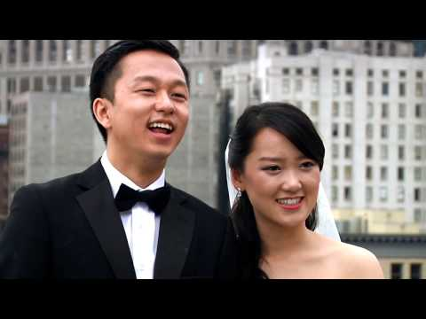"Seattle Wedding Videography presents ""Joyce & Wooram"" (Stylish Prelude) - by Ryan Graves"