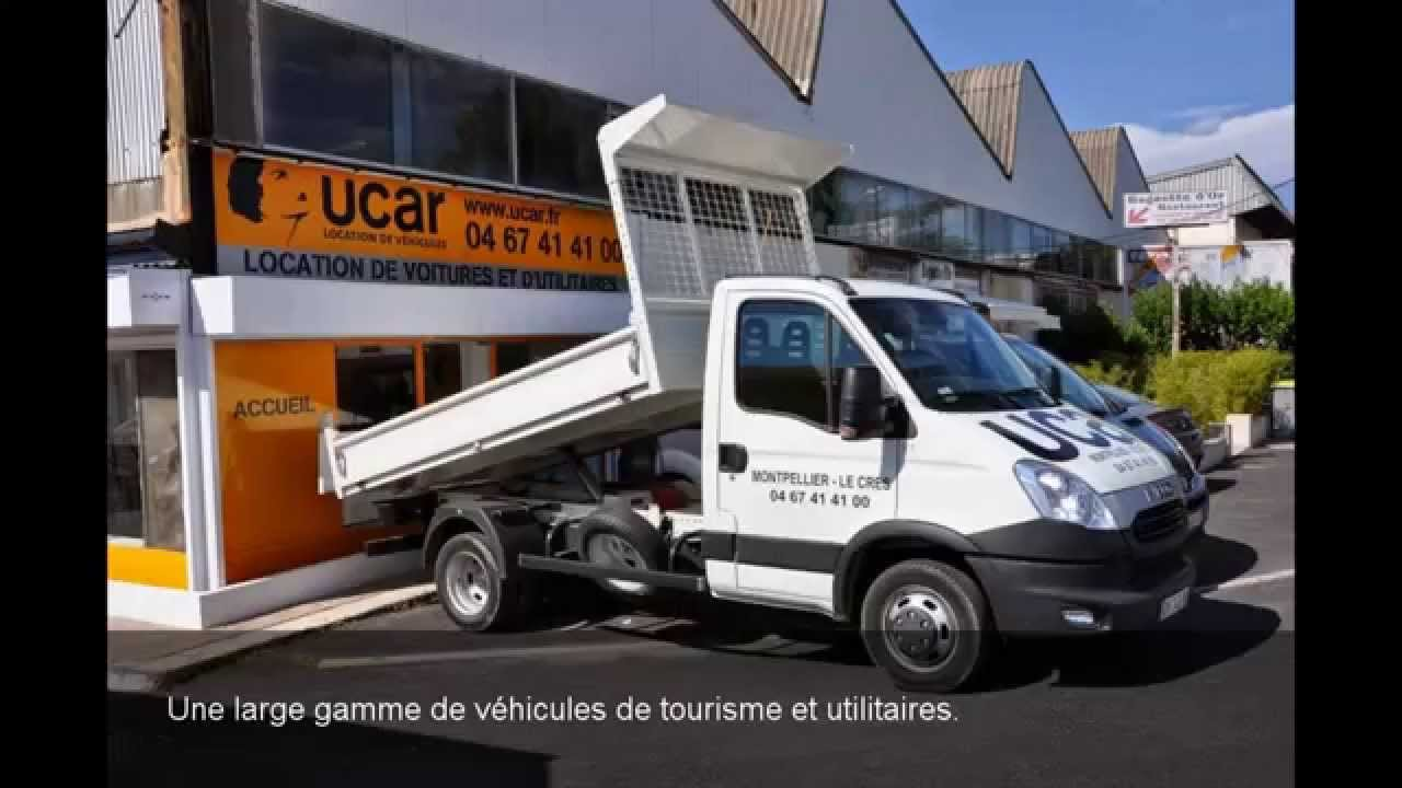 ucar montpellier le cres location de v hicules youtube. Black Bedroom Furniture Sets. Home Design Ideas