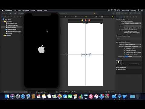iOS программирование с нуля - часть 1