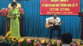 Màu Hoa Đỏ - Kim Nên (guitar Nguyễn Bân)