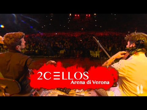 2CELLOS - Fields Of Gold [Live at Arena di Verona]
