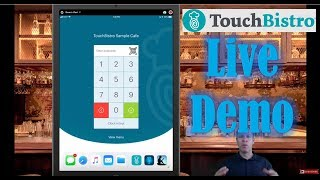 TouchBistro POS Demo - Best Restaurant POS System on the Market