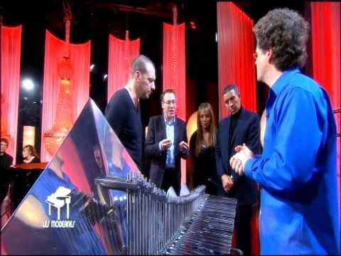 Cristal Baschet presentation (in French) by Thomas Bloch (TV)