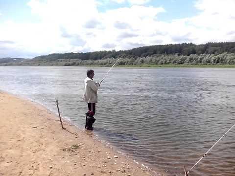 Ловим окского леща