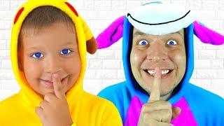 Peek A Boo Canción Infantil   Canciones Infantiles con Max