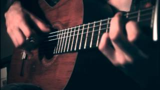Arrietty's Song on Classical Guitar