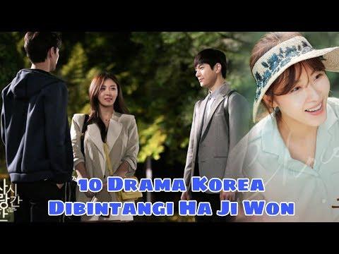 10 Drama Korea Romantis Comedy Yang Dibintangi Ha Ji Won || A Collection Of Korean Dramas Ha Ji Won