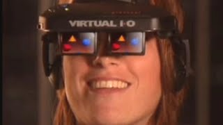 Virtual Eye Glasses | 1995 Virtual Reality