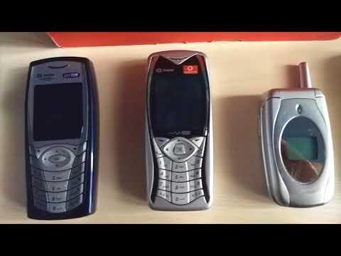 My Sagem phones collection (27/01/2018)