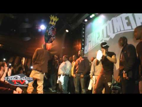 "DMX/SWIZZ BEATZ ""BEHIND THE SCENES"" @ SoB'S & SHOW 2012 WELCOME TO N.Y.C"