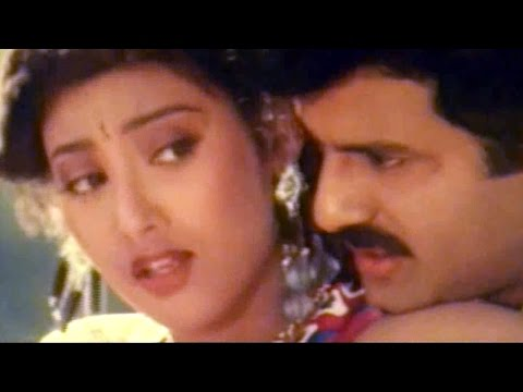 Cheppana Unnapani Full Video Song || Aswamedham Movie || Balakrishna, Meena, Nagma