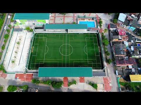 Construcción Parque Deportivo Y Recreativo Las Vegas Zona De Fútbol, Melgar, Tolima