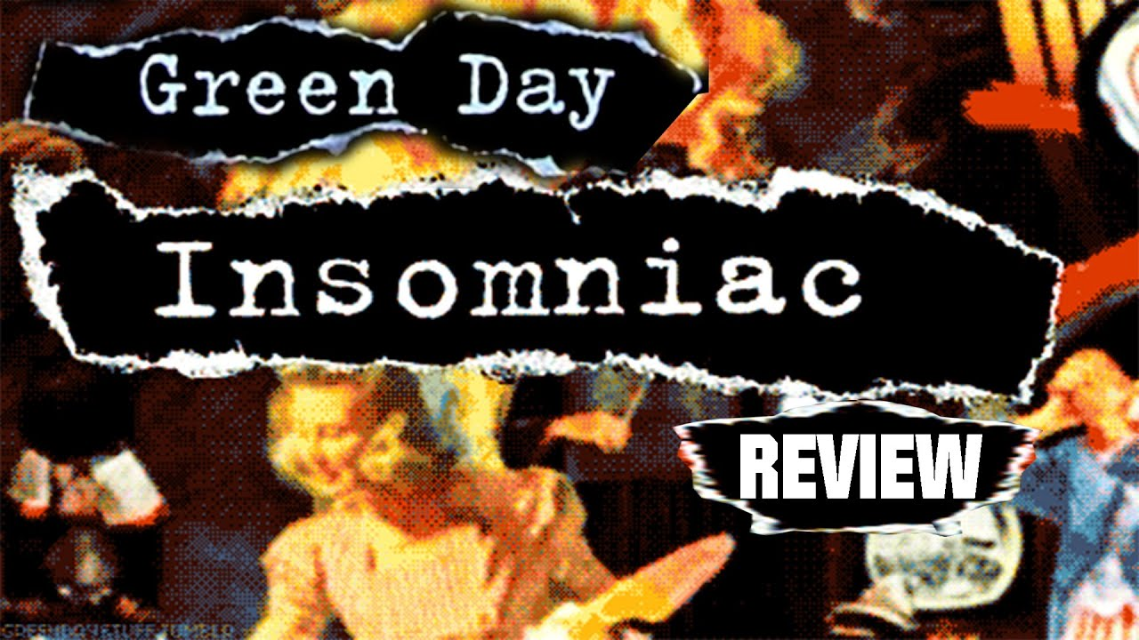 Green Day Insomniac Album Review 2016 - YouTube