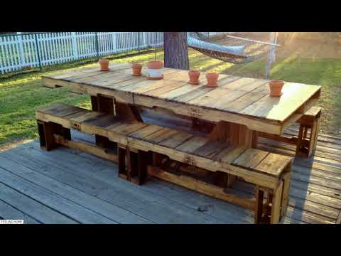☑️ 85 Creative DIY Pallet Furniture Ideas 2018 | Cheap Recycled Pallet | Chair Bed Table Sofa.